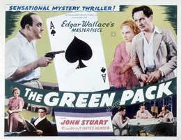 <i>The Green Pack</i> 1934 film by T. Hayes Hunter