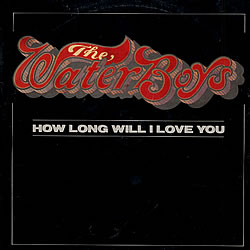 How Long Will I Love You? 1990 single by The Waterboys