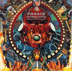 <i>Transmutation (Mutatis Mutandis)</i> album by Praxis