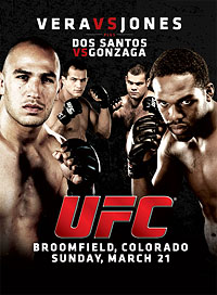 UFC Live: Vera vs. Jones UFC mixed martial arts event in 2010