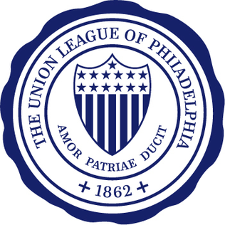 Union League of Philadelphia Patriotic society to support the policies of Abraham Lincoln