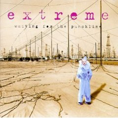 <i>Waiting for the Punchline</i> 1995 studio album by Extreme