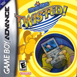 <i>WarioWare: Twisted!</i> video game