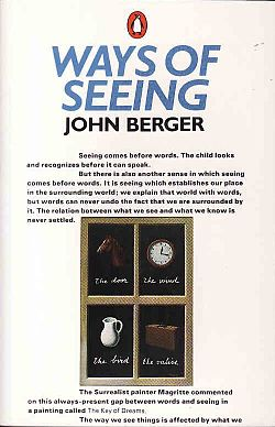Image result for john berger ways of seeing