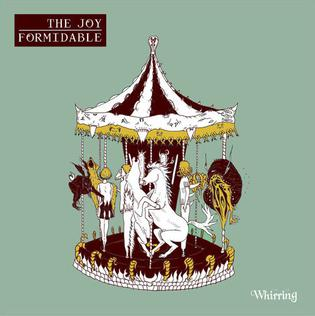 Whirring single by The Joy Formidable