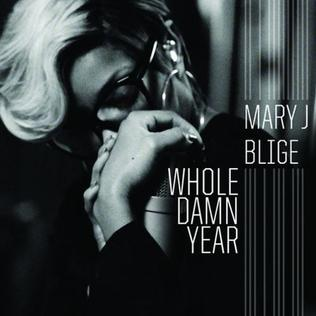 Whole Damn Year 2014 single by Mary J. Blige