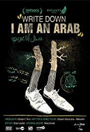 Write down, I Am an Arab