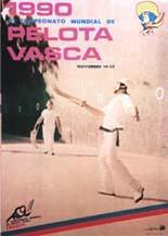1990 Basque Pelota World Championships