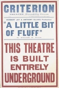 <i>A Little Bit of Fluff</i> (play) play written by Walter W. Ellis