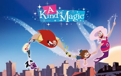 <i>A Kind of Magic</i> (TV series)