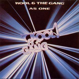 <i>As One</i> (Kool & the Gang album) 1982 studio album by Kool and the Gang