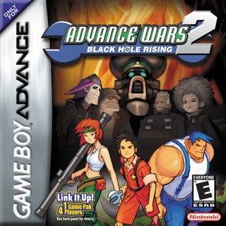 Picture of a game: Advance Wars 2: Black Hole Rising