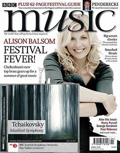 <i>BBC Music Magazine</i> magazine