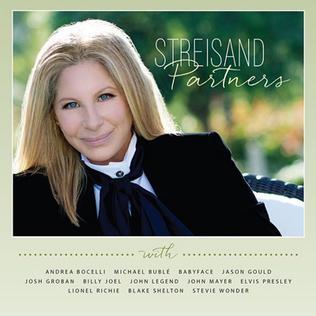 <i>Partners</i> (Barbra Streisand album) 2014 studio album by Barbra Streisand