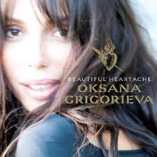 2009 studio album by Oksana Grigorieva