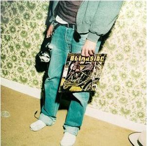 <i>Blindside</i> (album) 1997 album by Blindside