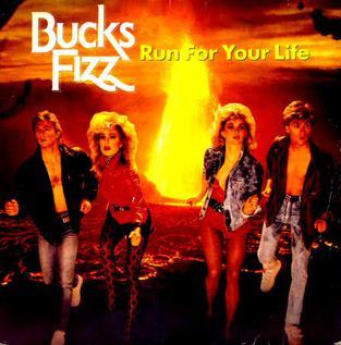 Run for Your Life (Bucks Fizz song) 1983 single by Bucks Fizz