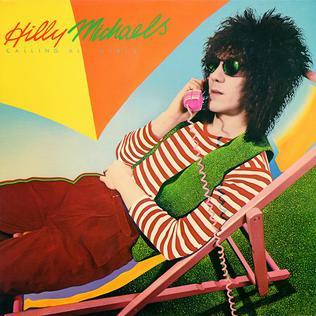 <i>Calling All Girls</i> (album) 1980 studio album by Hilly Michaels