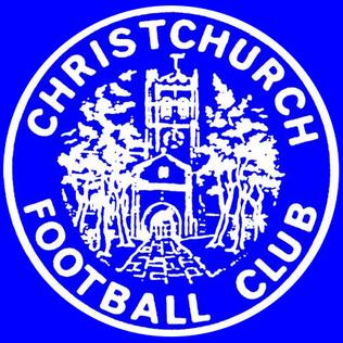 Christchurch F.C. Association football club in England