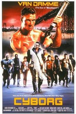 Cyborg (film) - Wikipedia