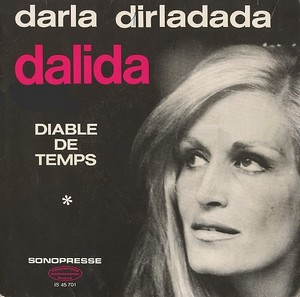 Darla dirladada 1970 single by Dalida