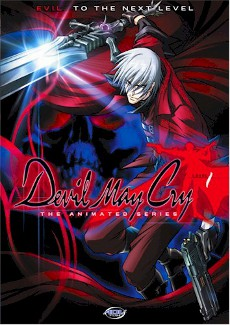 Picture of a TV show: Devil May Cry: The Animated Series