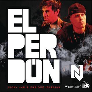 El Perdón 2015 single by Nicky Jam and Enrique Iglesias