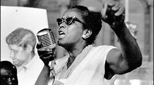 Ella Baker African-American civil rights and human rights activist