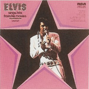 Elvis Sings Hits from His Movies, Volume 1 artwork