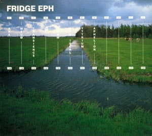 <i>Eph</i> (album) 1999 studio album by Fridge