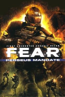 Picture of a game: F.E.A.R. Perseus Mandate