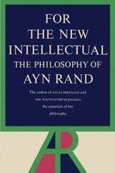 <i>For the New Intellectual</i> book