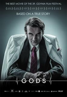 <i>Gods</i> (film) 2014 Polish dramatic feature film directed by Łukasz Palkowski