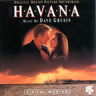 <i>Havana</i> (soundtrack) 1990 soundtrack album by Dave Grusin