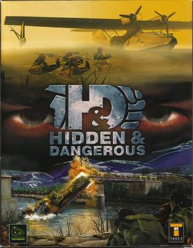 Hidden & Dangerous box art