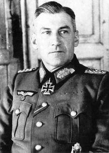 Johannes Mayer German general