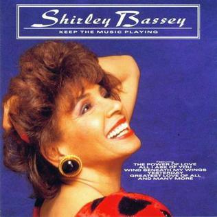 <i>Keep the Music Playing</i> 1991 studio album by Shirley Bassey