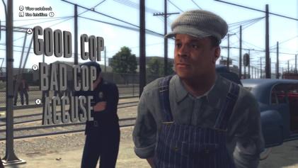 L A Noire Cheats Ps3