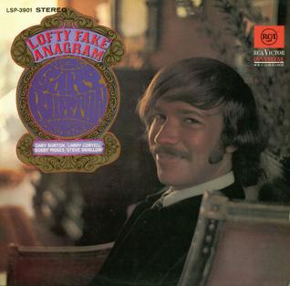 <i>Lofty Fake Anagram</i> 1967 studio album by Gary Burton