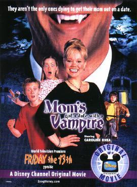 Moms dating a vampire cast