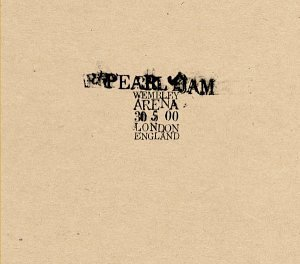 <i>5/30/00 – London, England</i> 2000 live album by Pearl Jam