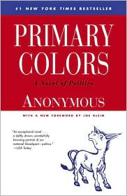 primary colors book coverjpg - Primary Colors Book