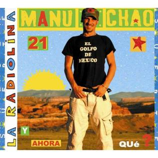 <i>La Radiolina</i> 2007 studio album by Manu Chao