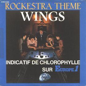 Rockestra Theme 1979 single by Wings
