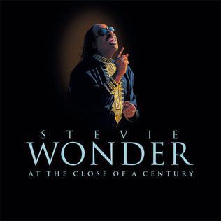 Stevie Wonder: At the Close of a Century artwork