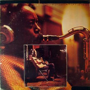 <i>Stomp Off Lets Go</i> album by Sonny Stitt