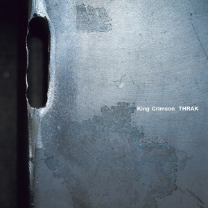 <i>Thrak</i> 1995 studio album by King Crimson