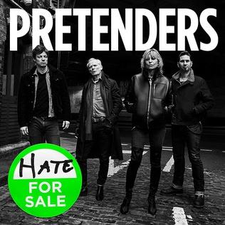 <i>Hate for Sale</i> 2020 studio album by The Pretenders