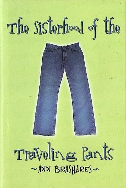 Image result for the sisterhood of the traveling pants book cover