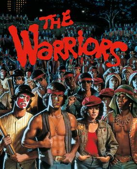 Picture of a game: The Warriors